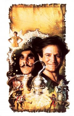Hook movie poster (1991) poster MOV_83200098
