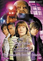 The Sarah Jane Adventures movie poster (2007) picture MOV_83203fb2
