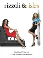 Rizzoli & Isles movie poster (2010) picture MOV_8324498b