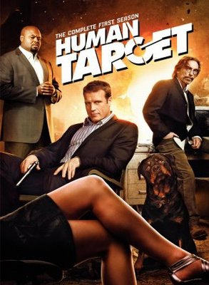 Human Target movie poster (2010) poster MOV_832a7a2f