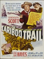 The Cariboo Trail movie poster (1950) picture MOV_832f8b45