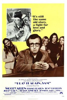 Play It Again, Sam movie poster (1972) poster MOV_8337d841