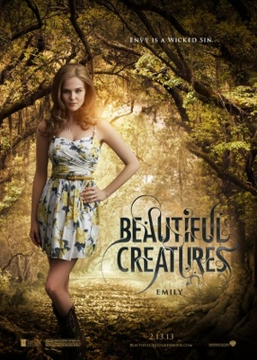 Beautiful Creatures movie poster (2013) poster MOV_8339ddb9