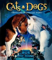 Cats & Dogs movie poster (2001) picture MOV_833b832b
