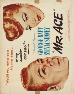 Mr. Ace movie poster (1946) poster MOV_8347761c