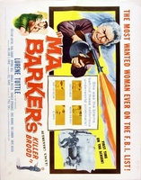 Ma Barker's Killer Brood movie poster (1960) picture MOV_83478918