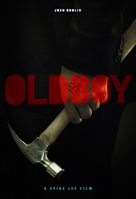 Oldboy movie poster (2013) poster MOV_834d24d5