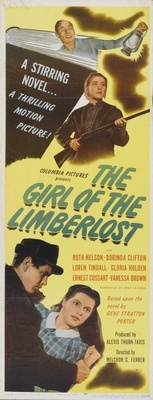 The Girl of the Limberlost movie poster (1945) poster MOV_834f2adf