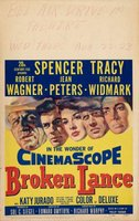 Broken Lance movie poster (1954) picture MOV_83507351