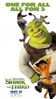 Shrek the Third movie poster (2007) picture MOV_8350b528
