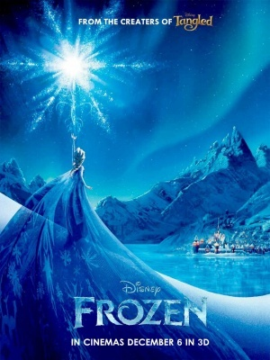 Frozen movie poster (2013) poster MOV_835a8007