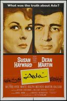 Ada movie poster (1961) picture MOV_83651804