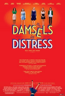 Damsels in Distress movie poster (2011) poster MOV_83662414