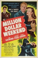 Million Dollar Weekend movie poster (1948) picture MOV_8368fecc