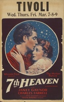 Seventh Heaven movie poster (1927) picture MOV_8369bd2f
