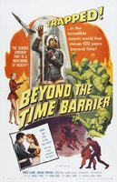 Beyond the Time Barrier movie poster (1960) picture MOV_8369c90d