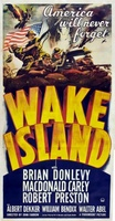 Wake Island movie poster (1942) picture MOV_836b108a
