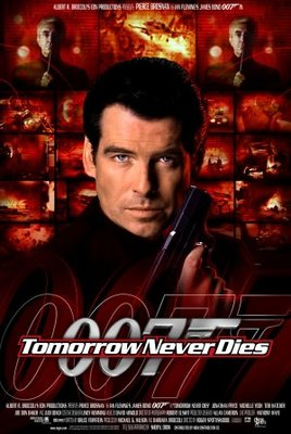 Tomorrow Never Dies movie poster (1997) poster MOV_836e5097