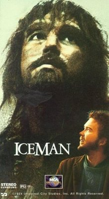 Iceman movie poster (1984) poster MOV_837a5b79