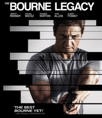 The Bourne Legacy movie poster (2012) poster MOV_8380515c