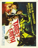 Target Earth movie poster (1954) picture MOV_8383987b