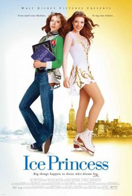 Ice Princess movie poster (2005) poster MOV_83840d1f