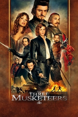 The Three Musketeers movie poster (2011) poster MOV_838624f3