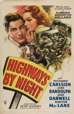 Highways by Night movie poster (1942) poster MOV_8395a4d8
