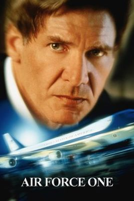 Air Force One movie poster (1997) poster MOV_8396c655