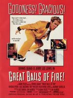Great Balls Of Fire movie poster (1989) picture MOV_839cf1eb