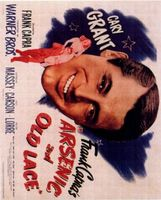 Arsenic and Old Lace movie poster (1944) picture MOV_83a261db