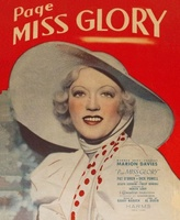 Page Miss Glory movie poster (1935) picture MOV_83a51c84