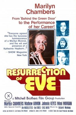 Resurrection of Eve movie poster (1973) poster MOV_83a92385