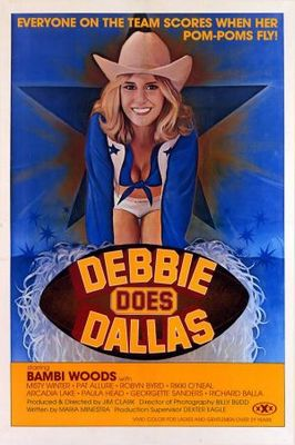 Debbie Does Dallas movie poster (1978) poster MOV_83a94389
