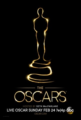The 85th Annual Academy Awards movie poster (2013) poster MOV_83ad1137