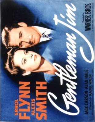 Gentleman Jim movie poster (1942) poster MOV_83add96c