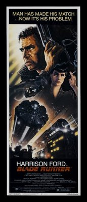 Blade Runner movie poster (1982) poster MOV_83aeea57