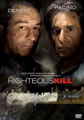 Righteous Kill movie poster (2008) poster MOV_83b3ed56