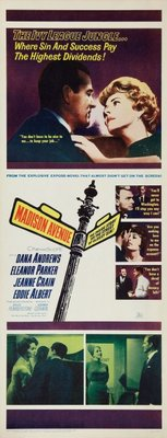 Madison Avenue movie poster (1962) poster MOV_83bc3a22