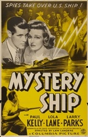 Mystery Ship movie poster (1941) picture MOV_83c150c8