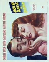 Hold Back the Dawn movie poster (1941) picture MOV_83c1d3a1