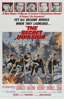 The Secret Invasion movie poster (1964) picture MOV_83c51135