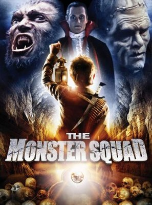 The Monster Squad movie poster (1987) poster MOV_83d18bfe