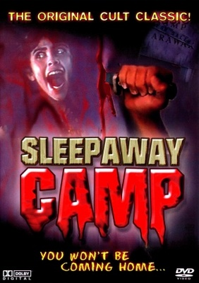 Sleepaway Camp movie poster (1983) poster MOV_83d5c2f3
