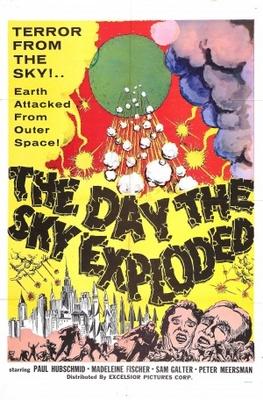 Morte viene dallo spazio, La movie poster (1958) poster MOV_83d8ad71
