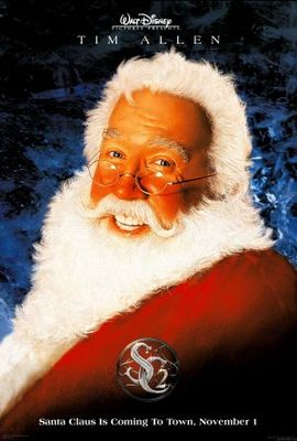 The Santa Clause 2 movie poster (2002) poster MOV_83dcc703
