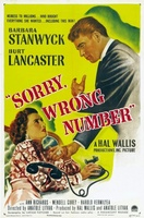 Sorry, Wrong Number movie poster (1948) picture MOV_83dd70ac