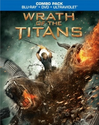 Wrath of the Titans movie poster (2012) poster MOV_83e2f536