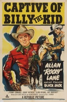 Captive of Billy the Kid movie poster (1952) picture MOV_83e47221