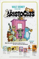 The Aristocats movie poster (1970) picture MOV_83e8bc5e